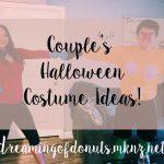 Couple's Halloween Costume Ideas