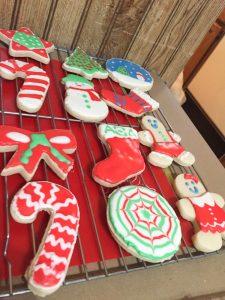 Decorated Sugar Cookies, Sugar Cookie