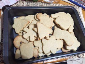 Sugar Cookies in a Tray, Sugar Cookie