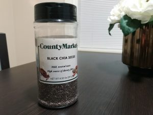 Chia Seeds for Chia Pudding