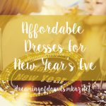 Affordable Dresses for New Year's Eve